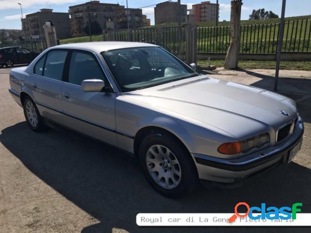 BMW Serie 7 diesel in vendita a Sciacca (Agrigento)