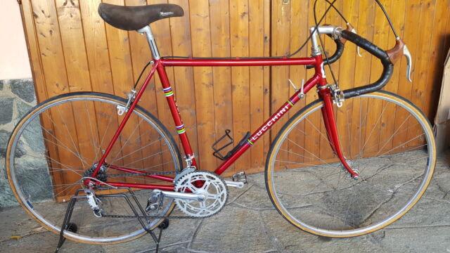 Bici corsa epoca vintage Lucchini - Aosta