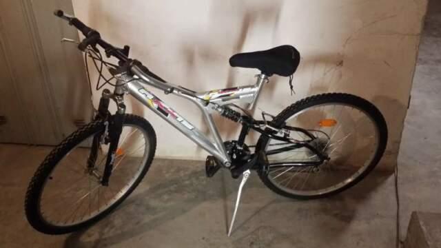 Bici mtb cambio shimano in alluminio
