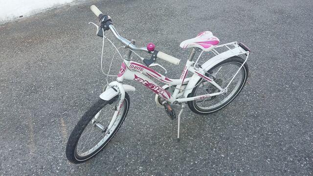 Bicicletta bambina 8/12 anni