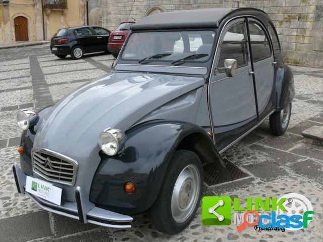 CITROEN 2CV benzina in vendita a Ragusa (Ragusa)