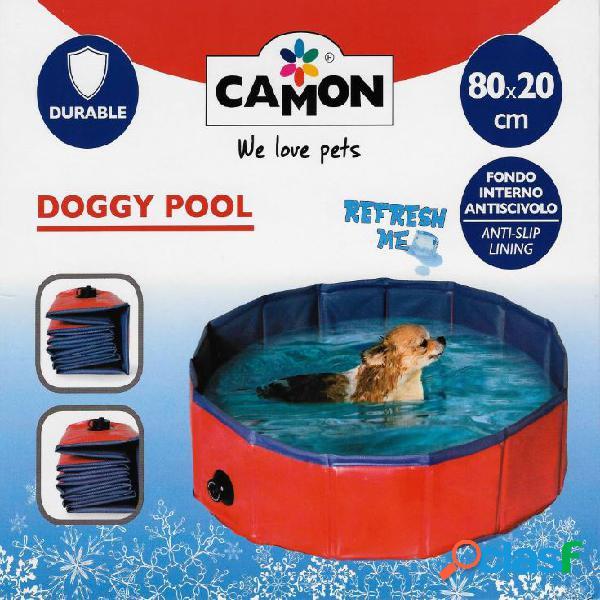 Camon fresh piscina per cani Ø 80 cm - h 20 cm