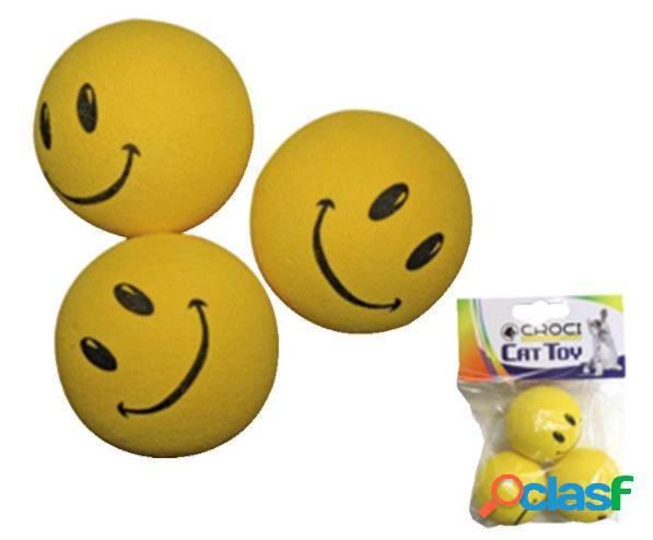 Croci gioco palla smile 4,5 cm