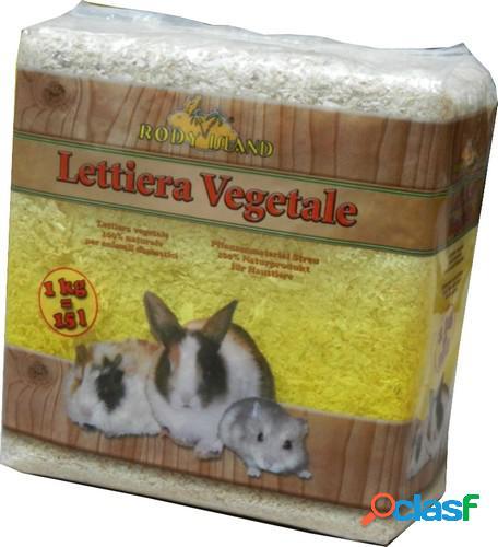 Croci lettiera vegetale per roditori kg 1