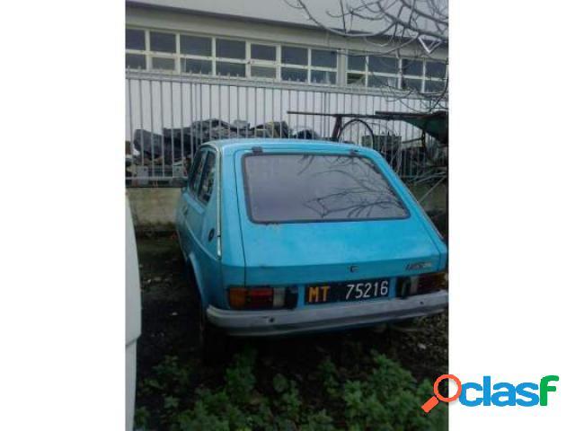 FIAT 127 benzina in vendita a Accettura (Matera)