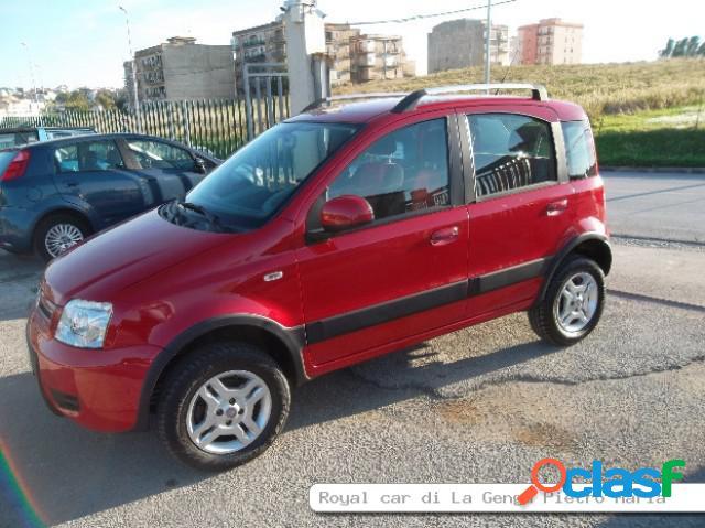 FIAT Panda 2ª serie diesel in vendita a Sciacca (Agrigento)