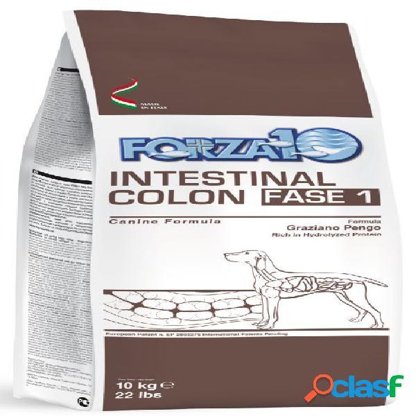 Forza10 cane intestinal colon fase 1 10 kg