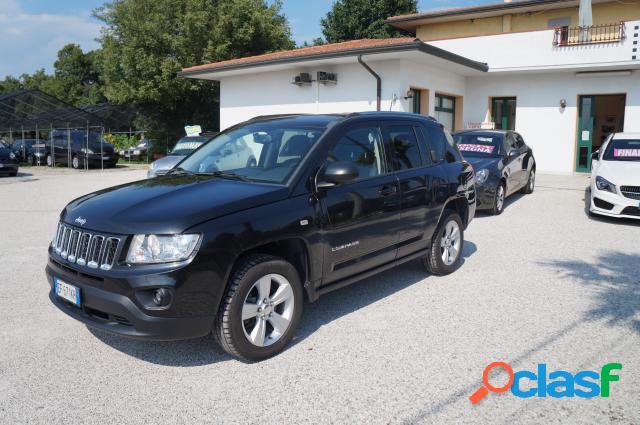 JEEP Compass diesel in vendita a Tezze sul Brenta (Vicenza)