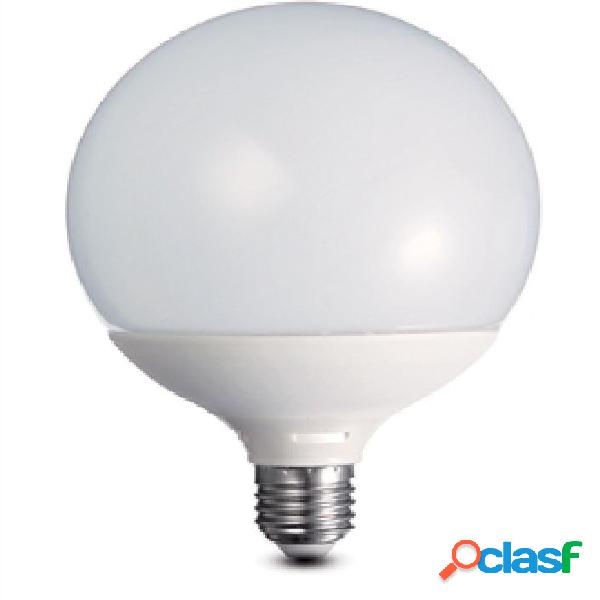 Lampada LED G95-D2 globo E27 4000K 12 Watt 1050 Lm A+