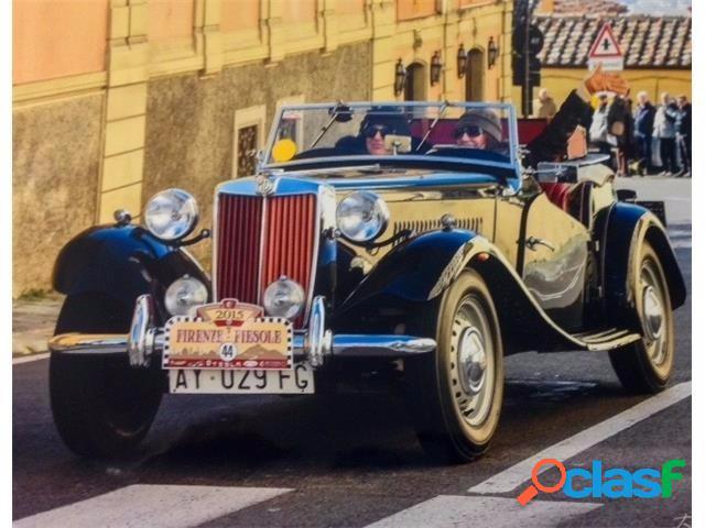 MG TD benzina in vendita a Firenze (Firenze)