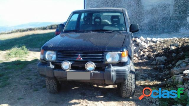MITSUBISHI Pajero diesel in vendita a Comiso (Ragusa)