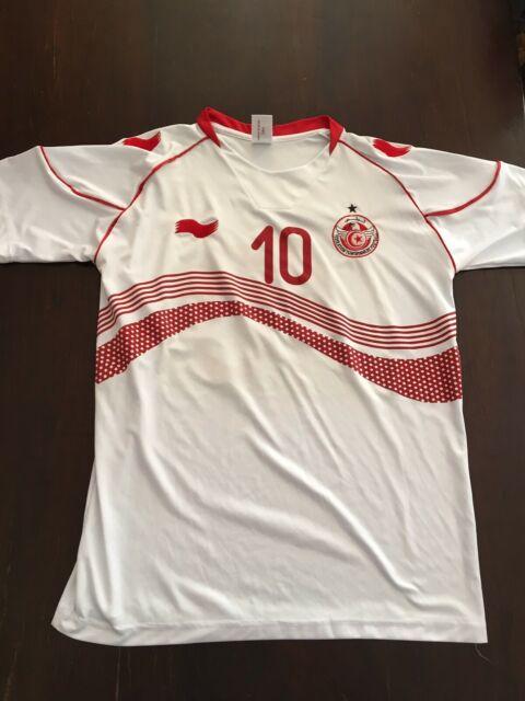 Maglia Nazionale Calcio Tunisia taglia XL