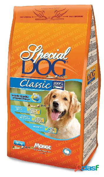 Monge special dog classic kg 20