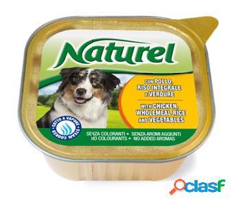 Naturel cane vaschetta gr. 300 pollo