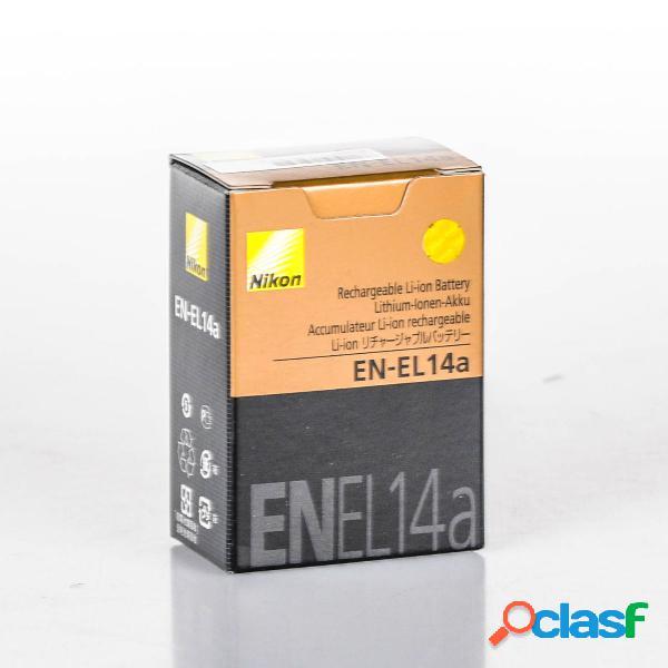 Nikon EN-EL14a Batteria Ricaricabile Li-ion