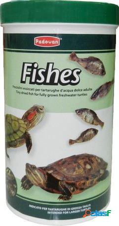 Padovan fishes gr.150 - lt.1 (pesci essiccati per