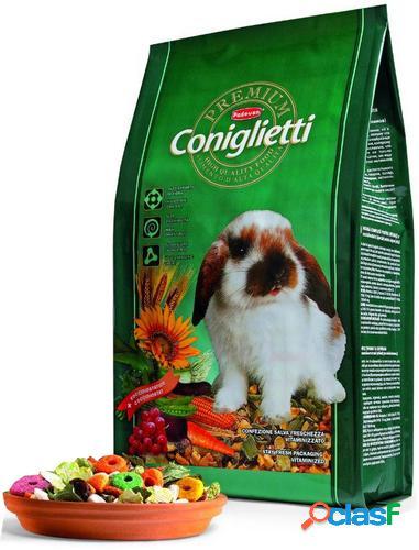 Padovan premium coniglietti kg. 2 (alimento completo)