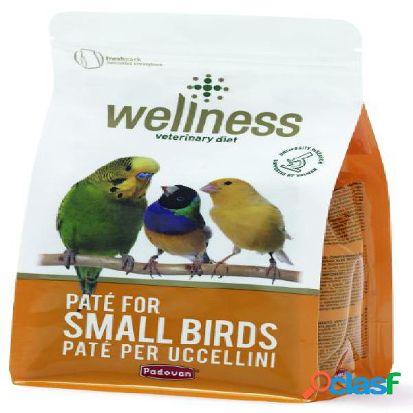 Padovan wellness pate' small birds gr 600 (pastoncino per