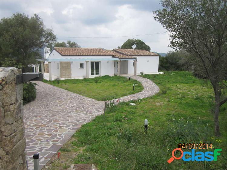 Porto Rotondo villa tipo stazzo di nuova costruzio