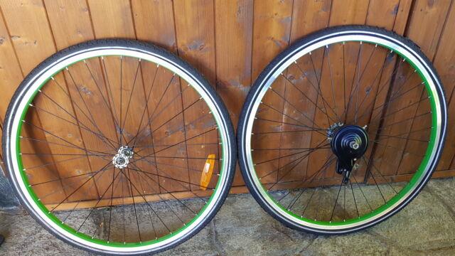 Ruote piene bici fixed/single speed