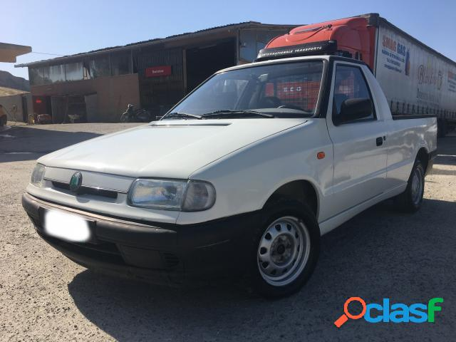 SKODA PICK UP diesel in vendita a Strongoli (Crotone)