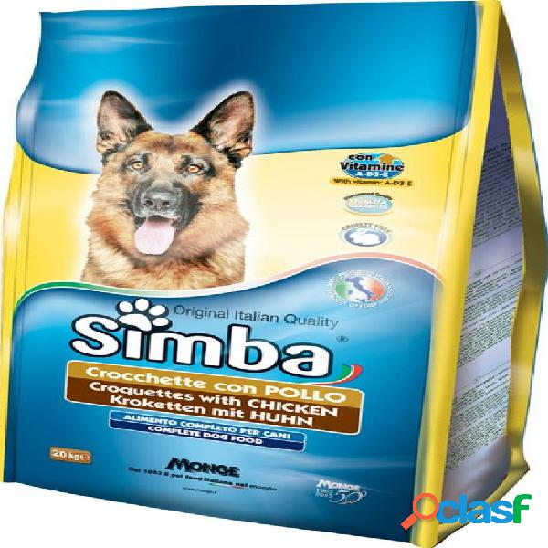 Simba cane crocchette pollo 10 kg