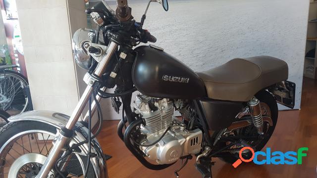 Suzuki TU 250 X benzina in vendita a Bari (Bari)