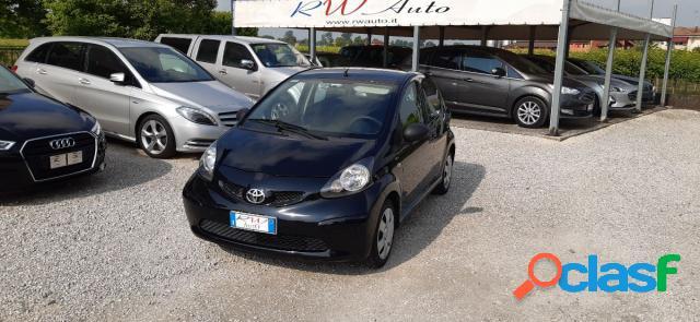 TOYOTA Aygo benzina in vendita a Ponte di Piave (Treviso)