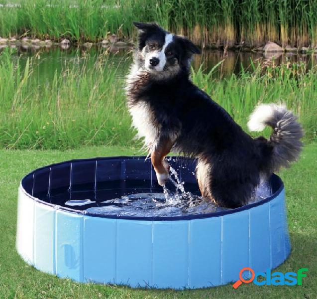 Trixie piscina per cani Ø 160 cm blu