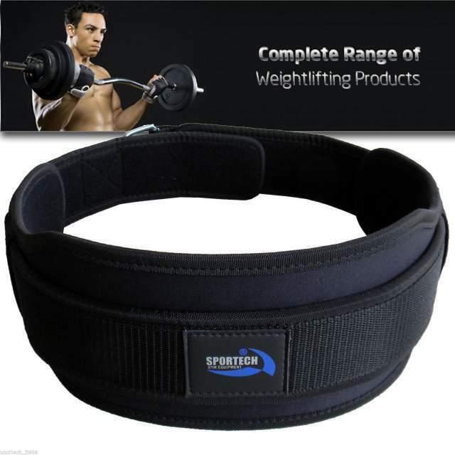 Cintura palestra pesistica body building sollevamento pesi