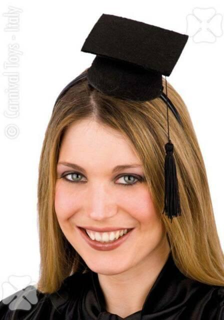 Gw jm carnival toys  - mini cappello laureato con