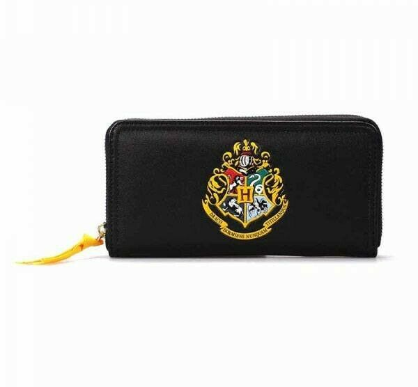 Gw jm harry potter purse hogwarts crest - spedizione