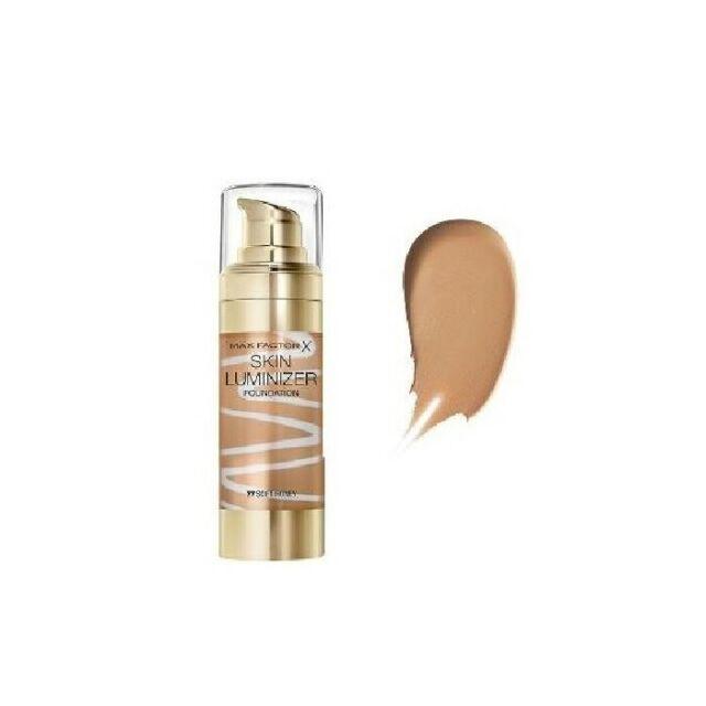 Max factor skin luminizer foundation 77 soft honey
