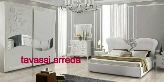 Camera da letto stile contemporaneo