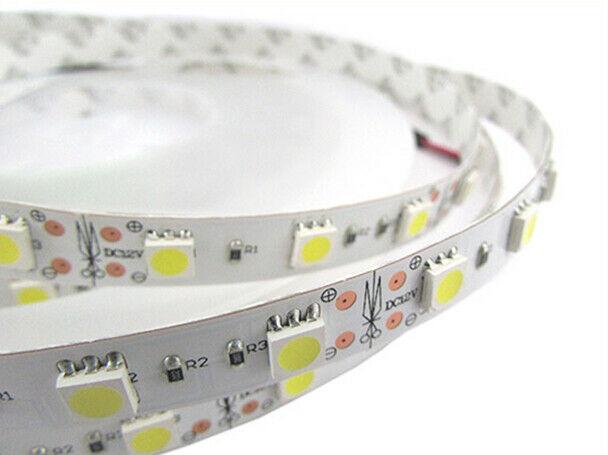 Lux blc bobina led biadesivo 12v 300 smd  bianco
