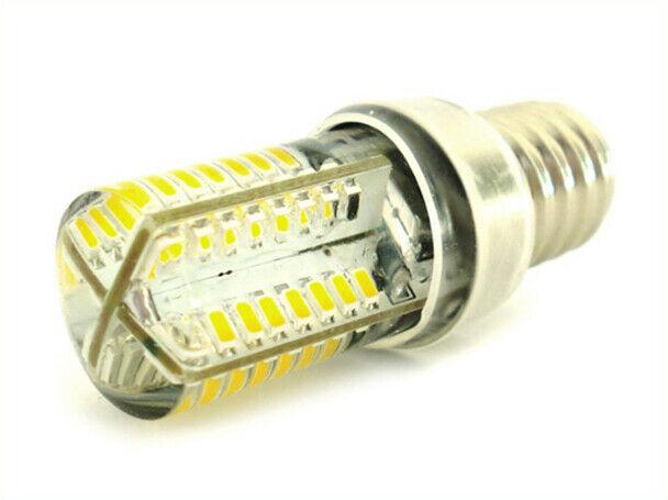 Lux lcc lampada led e14 tubolare bianco caldo 3,5w=35w