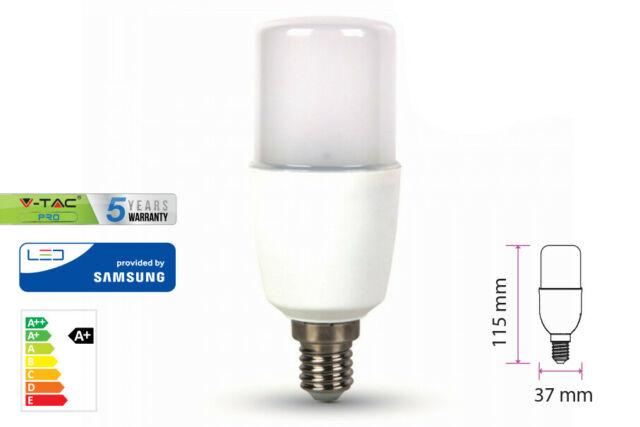 Lux lcn lampada led e27 t37 8w 220v bianco neutro forma