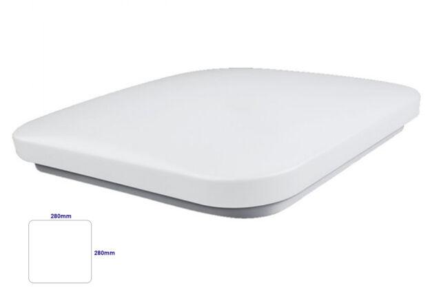 Lux lpn plafoniera a led da soffitto 20w 220v bianco