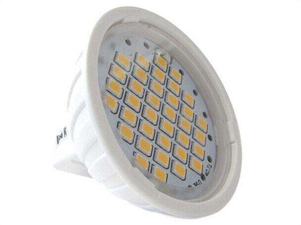 Lux mrf faretto lampadina led gu5,3 mrw=30w dc/ac