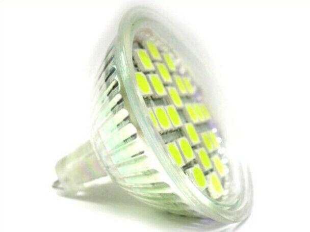 Lux mrf lampada led dicroica mr16 gu5.3 4w bianco freddo