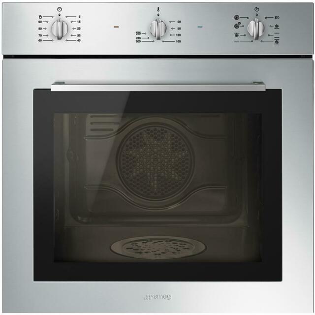 Smeg sf64m3dx. dimensione del forno: media, tipo di forno: