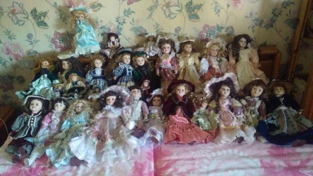 Stock stupendo Bambole da collezione