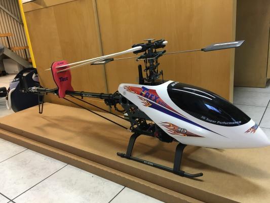 T-REX 600