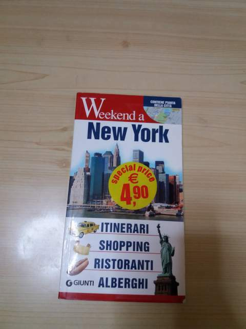Guida turistica new york