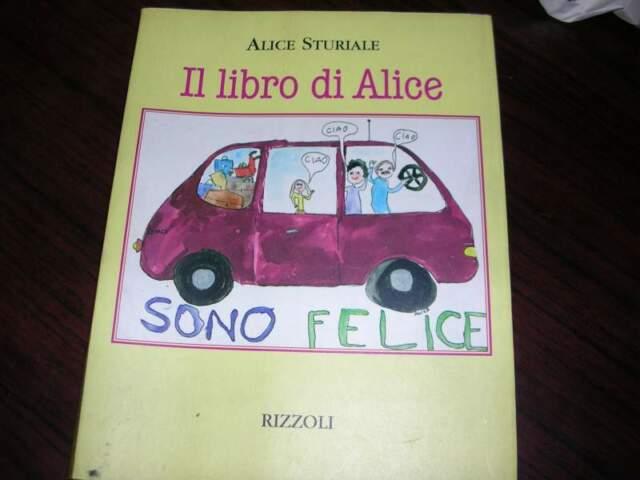 IL Libro di Alice - Alice Sturiale