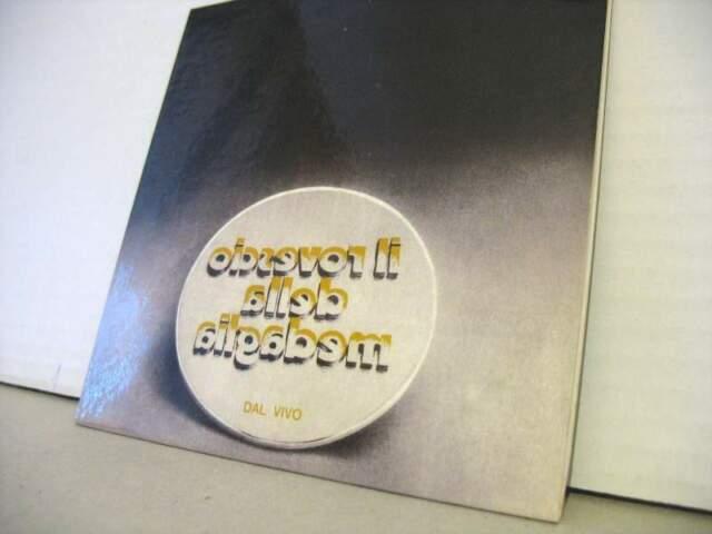 """Il rovescio della medaglia """"La Bibbia"""" 1 picture cd RCA"""