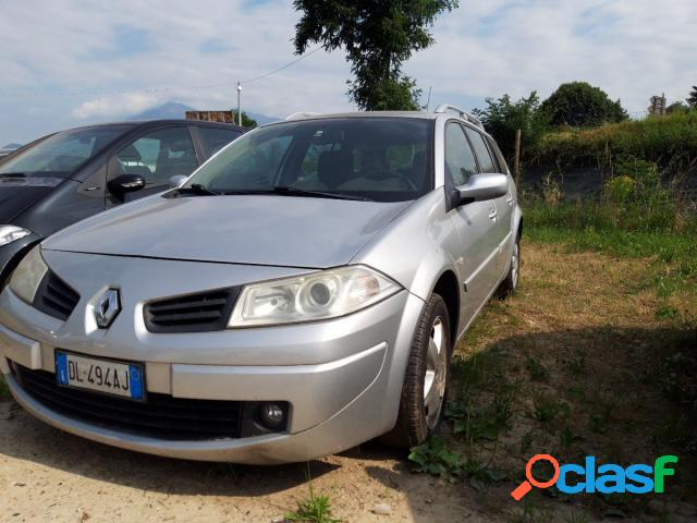 RENAULT Mégane SporTour diesel in vendita a Ozegna (Torino)