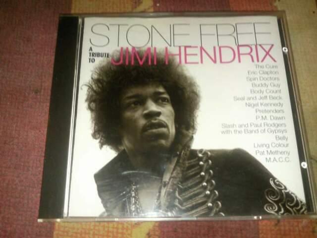 stone free a tribute to jimi hendrix cd