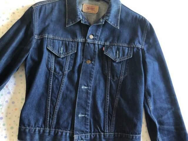 Giacca jeans donna tg.XL perfetta