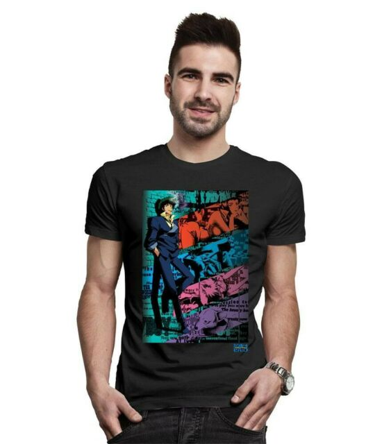 Gw jm-101 cowboy bebop t-shirt spike taglia:m -